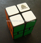 WitEden 2x2x3 223 Camouflage II Magic Cube Puzzle Cube Black