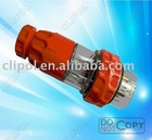SAA Approved C66P420 industrial switchgear plug