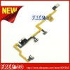 Wholesale Earphone Jack Power Volume Switch Flex Cable for ipad 2