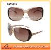 Fashion plastic sunglasses 2012 women