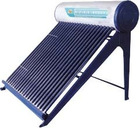 nonpressurized solar water heater