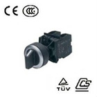 LA423X2 30mm two position short handle selector switch