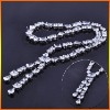 cubic zirconia necklace,JH817