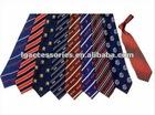 Multi Colored School Ties ,school ties