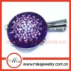 crystal brooch for wedding