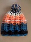 2012 New Hand Crochet Unisex Acrylic Hat