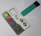 ISO certificated Light tactile membrane switch