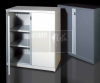 Metal swing door storage cabinets (Slender)