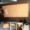 100%cotton beach towel bag, beach bags 2012