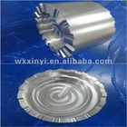 Aluminum 6061 cnc lathe engrave turning part