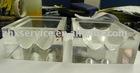 Silicone pad molds for pad printing (tampo printing)
