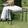 Folding Kneeler Stool, Garden seat saddle
