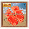 2012 Hot sales fashion silicone manufacture wholesale beach footwear