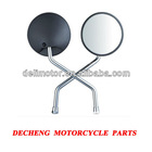 scooter chrome rear mirror with mp3 in new style