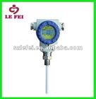 Fuel tank car capacitance fuel level sensor