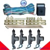 Power Car Central Door Lock System