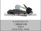 tool tank lock