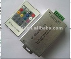 2012 wireless remote controller for rgb led strip light