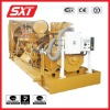 CE natural gas turbine generators jichai engine 500kw