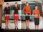 Elegant Airline Uniform design