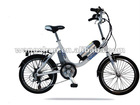 Lithium e-bike (GS206)with Shimano Nexus 7 speed