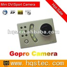Gopro mini rc helicopter camera with 5.0 mega pixels