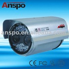 Waterproof The double CCD farrange night vision focal camera cctv camera