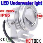 10W LED Waterproof Underwater Flood Light Floodlight 85~265V