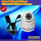 2.5-inch Pan/Tilt PLC IR Indoor IP Camera