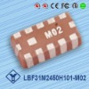 (Manufacture) High Performance, Low PriceLBF31M2450H101-M02-RF Passive Components
