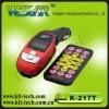 smart hot sale new design car fm transmitter