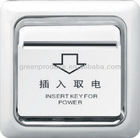 Hotel Card Key Smart Switch/Energy saver/Power supply