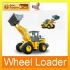 JGM756 4 Wheels Hydraulic Mini Wheel Loader
