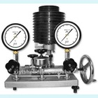 Gas Piston pressure gauge
