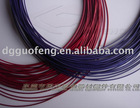 PVC coated steel cable