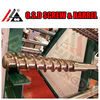 foam rubber cylinders hot / cold feed rubber screw