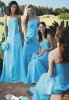 fyclothes 2011 New sexy strapless Bridesmaid dresses prom gown evening dress size S-6XL