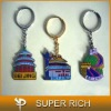 Promotional gifts of metal keychain