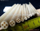 HIGH HARDNESS AND WEAR RESISTANCE 99% Zirconia Ceramic Zirconia Rod And Bar