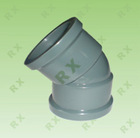 Pvc Pipe Fittings / 45 elbow