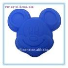 Hot-promotional animal shape silicone cake molud