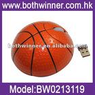 Basketball Shape 2.4G Wireless Mouse