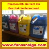 SK4 Solvent Ink / SK4 Ink for Seiko head