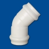 PVC Fittings: Elbow (Gasket x Gasket)