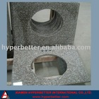 Bainbrook brown granite vanity tops