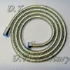 SYY-FHP005-2.0M Stainless Steel Chrome Braided Flexible Shower Hose 2M G1/2""