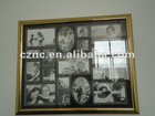 Multi Aperture Photo Frames