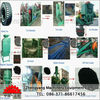 high output used rubber tires recycling machines
