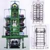 Vertical car parking tower--A