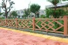 High recyclable and Water resistant garden fence